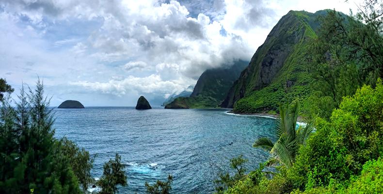 ハワイの島